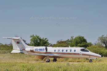 V5-NAG - Namibia - Air Force Learjet 31