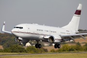 VP-BJJ - Private Boeing 737-700 BBJ aircraft