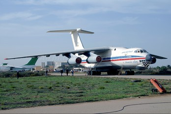 9Q-CGV - Alajnihah Airways  Ilyushin Il-76 (all models)