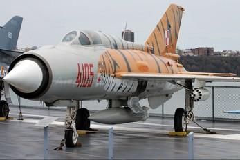 4105 - Poland - Air Force Mikoyan-Gurevich MiG-21PFM
