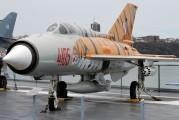4105 - Poland - Air Force Mikoyan-Gurevich MiG-21PFM aircraft