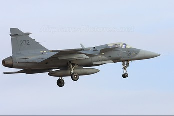 39272 - Sweden - Air Force SAAB JAS 39C Gripen