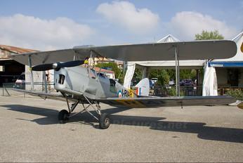I-RIAR - Private de Havilland DH. 82 Tiger Moth