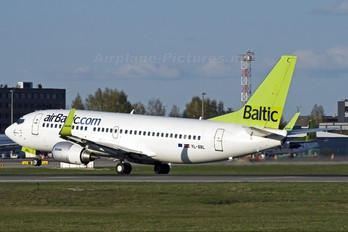 YL-BBL - Air Baltic Boeing 737-300