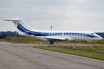 OE-INC - Private Bombardier BD-700 Global 5000