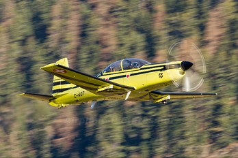 C-407 - Switzerland - Air Force Pilatus PC-9