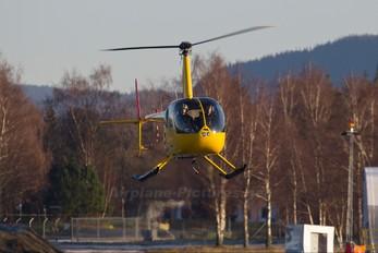 LN-OGK - Helitrans Robinson R44 Clipper
