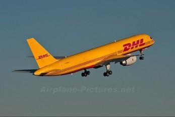 G-BMRJ - DHL Cargo Boeing 757-200F