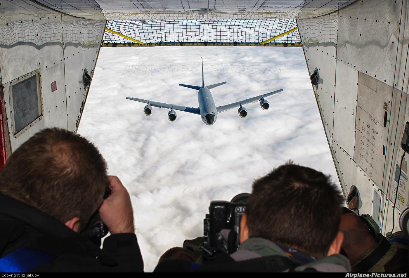 USA - Air National Guard 63-7993 aircraft at In Flight - Netherlands