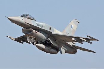 020 - Greece - Hellenic Air Force Lockheed Martin F-16C Fighting Falcon