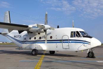 N437CA - Private Casa C-212 Aviocar
