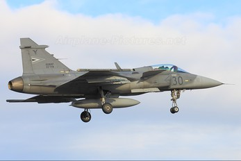 30 - Hungary - Air Force SAAB JAS 39C Gripen