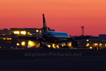 N753US - US Airways Airbus A319