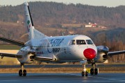 LY-RUS - Danish Air Transport SAAB 340 aircraft