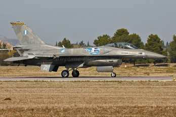 536 - Greece - Hellenic Air Force Lockheed Martin F-16C Fighting Falcon