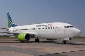 G-STRJ - Iceland Express Boeing 737-300