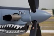 N610AT - Hawker Beeechcraft Corp. Hawker Beechcraft T-6A Texan II aircraft