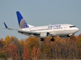 N32626 - United Airlines Boeing 737-500 aircraft