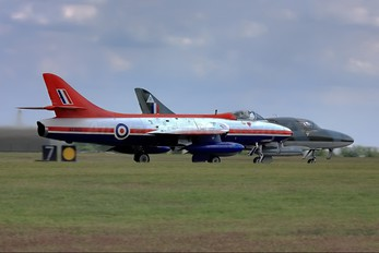 G-ETPS - Private Hawker Hunter FGA.9