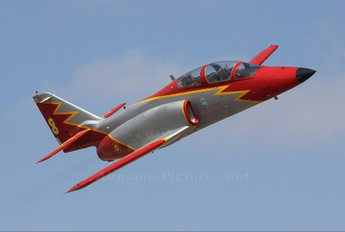 E.25-27 - Spain - Air Force : Patrulla Aguila Casa C-101EB Aviojet