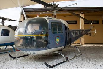 PS-28 - Italy - Police Agusta / Agusta-Bell AB 47
