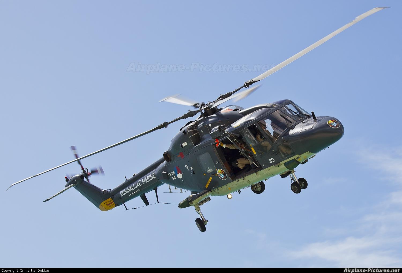 Netherlands - Navy 283 aircraft at Sint Maarten - Princess Juliana Intl