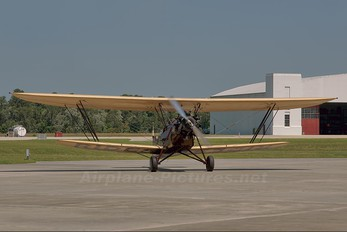 NC9125 - Waldo Wright's Flying Service New Standard D-25A