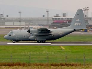 164995 - USA - Navy Lockheed C-130T Hercules