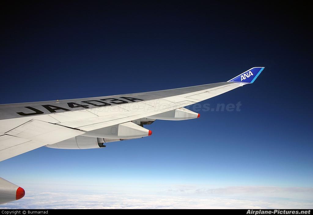 ANA - All Nippon Airways JA403A aircraft at In Flight - International
