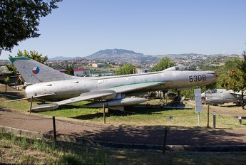 5308 - Czech - Air Force Sukhoi Su-7BM