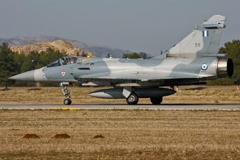 511 - Greece - Hellenic Air Force Dassault Mirage 2000-5EG
