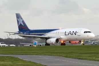 LV-BRA - LAN Argentina Airbus A320