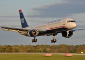 N200UU - US Airways Boeing 757-200 aircraft