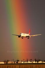 VH-ZXC - QANTAS Boeing 767-300ER