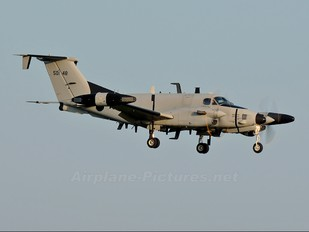 85-0148 - USA - Army Beechcraft RC-12K Huron
