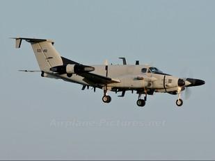 85-0148 - USA - Army Beechcraft RC-12K Huron