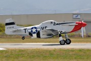 N510TT - Private North American P-51D Mustang aircraft