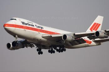 PH-MCE - Martinair Cargo Boeing 747-200SF
