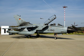 46+14 - Germany - Air Force Panavia Tornado - ECR