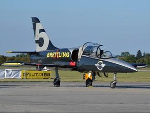 ES-TLF - Breitling Jet Team Aero L-39C Albatros