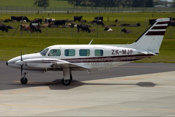 ZK-MJF - Private Piper PA-31 Navajo (all models)