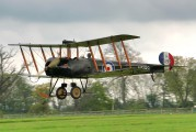 G-ADEV - The Shuttleworth Collection Avro 504K aircraft