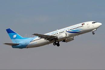 YA-PIB - Ariana Afghan Airlines Boeing 737-400
