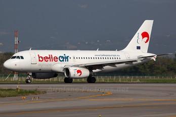 EI-LIR - BelleAir Airbus A319