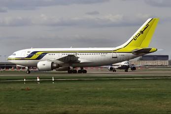F-OGQN - Sudan Airways Airbus A310