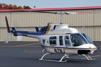 N2NJ - USA - Police Bell 206L Longranger