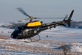 ZJ252 - British Army Aerospatiale AS350 Squirrel HT.1 & 2