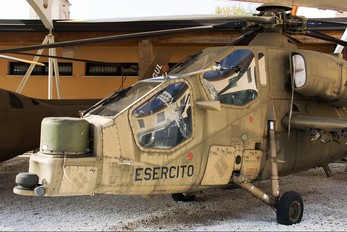 MM598 - Italy - Army Agusta / Agusta-Bell A 129A Mangusta