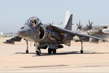 164134 - USA - Marine Corps McDonnell Douglas AV-8B Harrier II