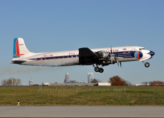 N836D - Eastern Air Lines (Historical Flight Foundation) Douglas DC-7B